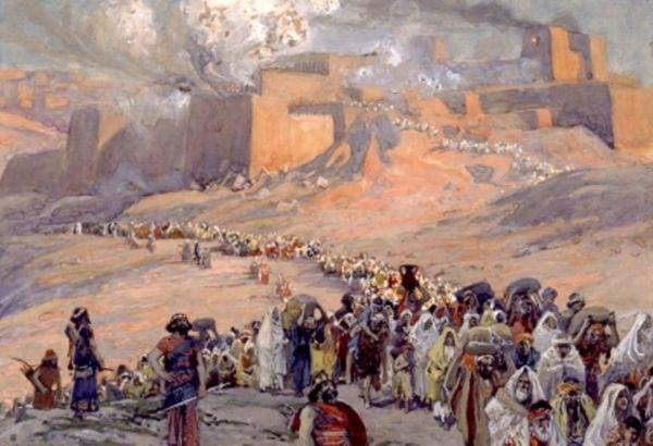 Как евреи стали армянами