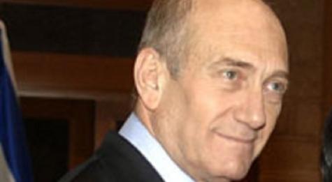 Эхуд Ольмерт подал просьбу обусловно-досрочном освобождении