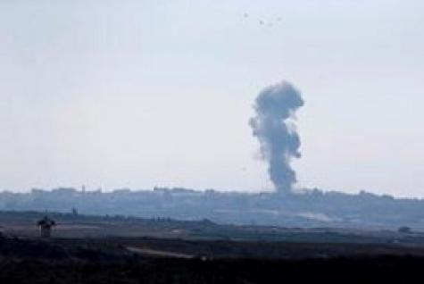 Израиль нанес новейшую серию ударов поГазе