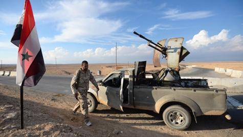 Израильская армия сообщила, что сбила беспилотник усирийской границы