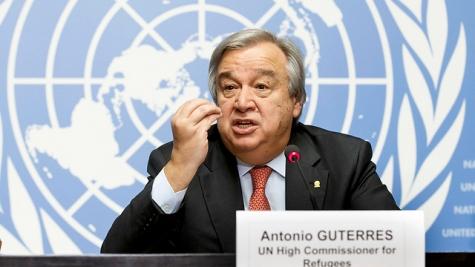 Генеральный секретарь ООН приезжает вИзраиль