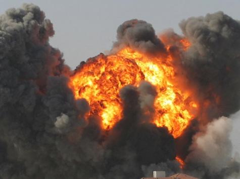 ВВС Израиля нанесли удары повоенному аэродрому вСирии, обойдя российское ПВО