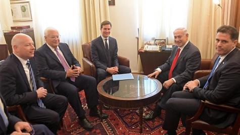 Белый дом: Кушнер проведет переговоры наБлижнем Востоке