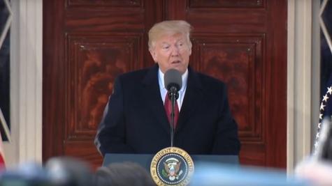 Трамп пообещал сражаться сантисемитизмом иподдерживать Израиль