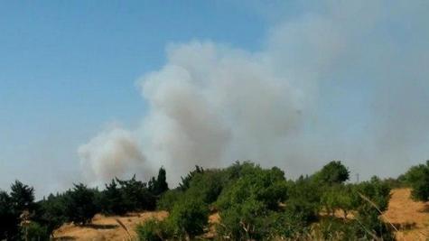Израиль нанёс ракетный удар поартиллерийским позициям Сирии