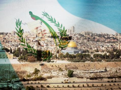 Гватемала решила перенести посольство вИерусалим