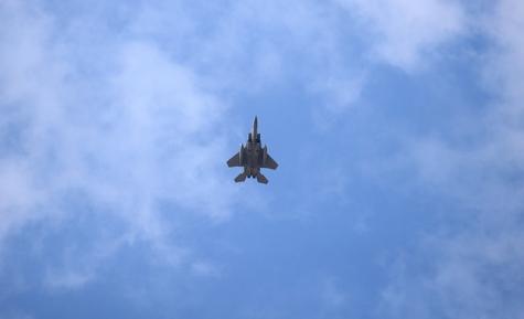 Израильские ВВС нанесли удар погруппировке ХАМАС всекторе Газа
