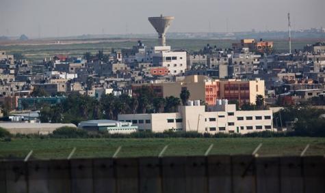 Армия Израиля нанесла ответный ракетный удар посектору Газа