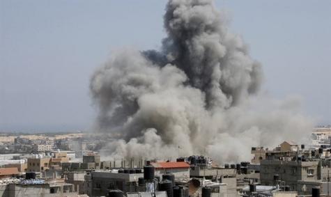 Израиль решил закрыть границу ссектором Газа