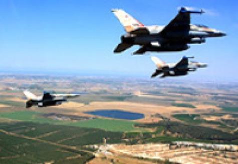 Израиль нанес удар пообъекту ХАМАС всекторе Газа