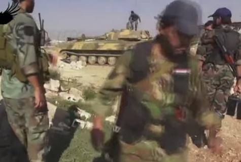 РФ обязалась посодействовать уходу иранских ипроиранских сил сюго-запада Сирии