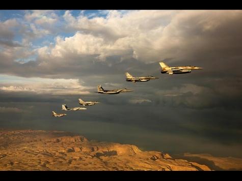 Израиль поведал окрупнейших вистории страны учениях ВВС