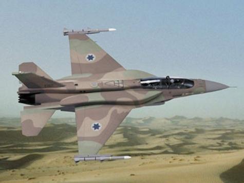ВВС Израиля обстреляли позиции армии Сирии наГоланских высотах