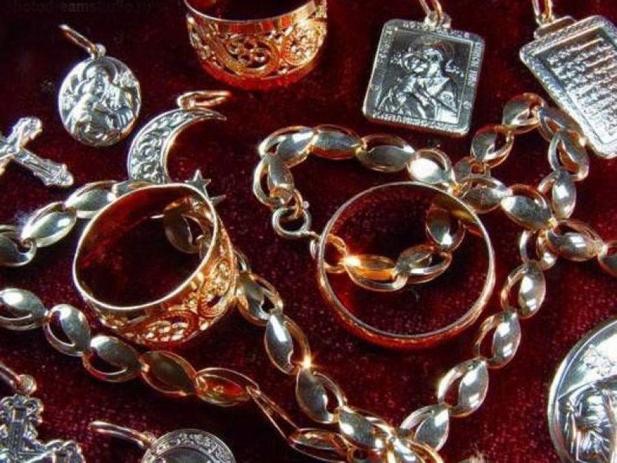 Золотые украшения вызывают депрессию