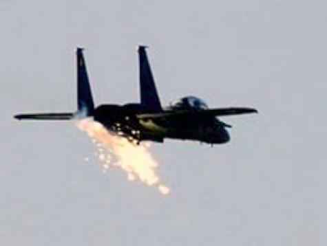 Израильские ВВС нанесли ответные удары посирийским военным объектам