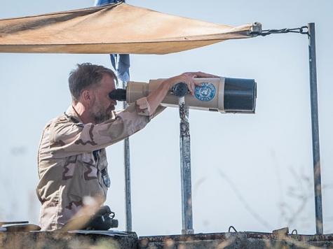 Выпущенный стерритории Сирии снаряд упал врайоне Голанских высот
