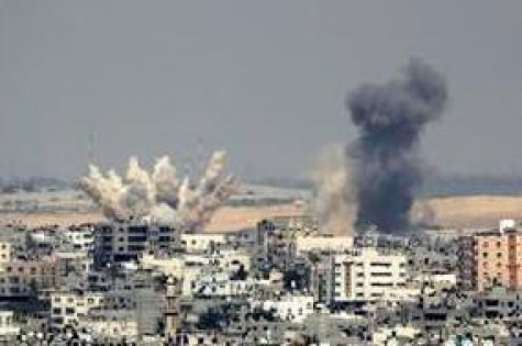 Израиль обстреляли состороны Сирии исектора Газа