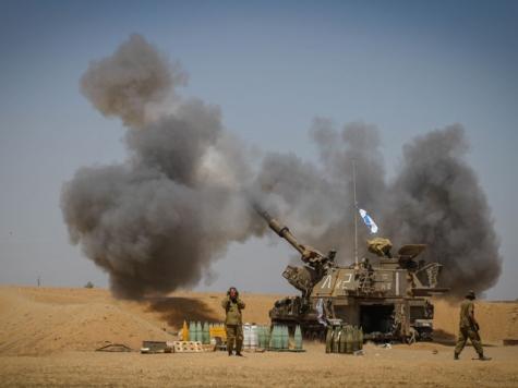 Изсектора Газа запустили ракету поИзраилю