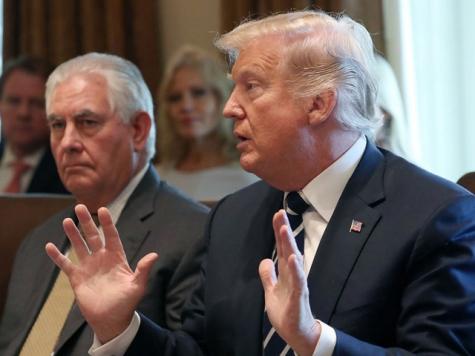 Тиллерсон: Отношения США иРФ должны быть продуктивными
