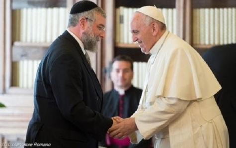 Папа Франциск ипатриарх Варфоломей подготовили общее письмо